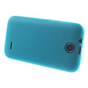 Gélové puzdro pre HTC Desire 310- svetlo modré - 3