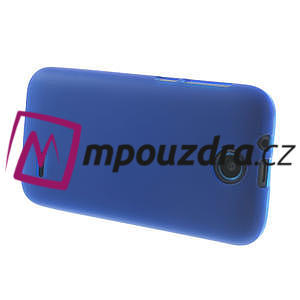 Gélové puzdro pre HTC Desire 310- modré - 3