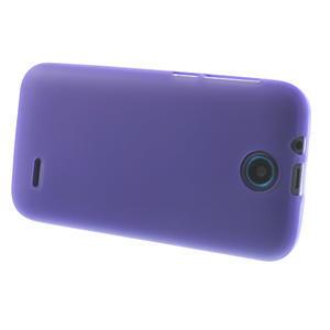 Gélové puzdro pre HTC Desire 310- fialové - 3