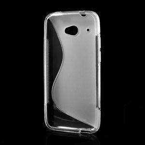 Gelove S-line puzdro pre HTC Desire 601- transparentný - 3