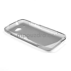 Gelove S-line puzdro pre HTC Desire 601- šedé - 3