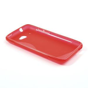 Gelove S-line puzdro pre HTC Desire 601- červené - 3