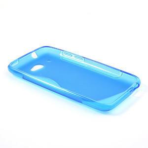 Gelove S-line puzdro pre HTC Desire 601- modré - 3
