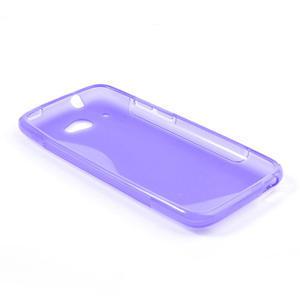 Gelove S-line puzdro pre HTC Desire 601- fialové - 3