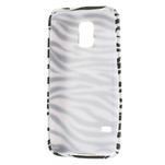 Gélové puzdro pre Samsung Galaxy S5 mini G-800- zebrovité - 3/5