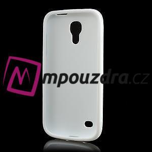 Gelové X pouzdro pro Samsung Galaxy S4 mini i9190- bílé - 3