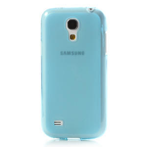 Gélové puzdro na Samsung Galaxy S4 mini i9190- modré - 3