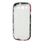 Gélové puzdro pre Samsung Galaxy S3 i9300 - MOTÝL - 3/3