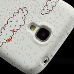 Gelové pouzdro pro Samsung Galaxy S4 i9500- pohádkový kryt - 3/4