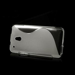 Gélové S-line puzdro pre HTC one Mini M4- transparentný - 3