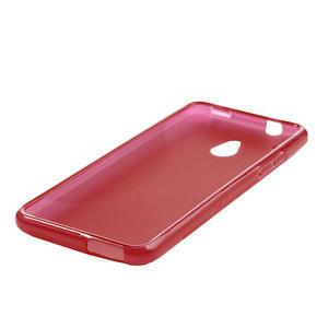 Gélové X-line puzdro pre HTC one Mini M4- červené - 3
