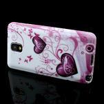 Gélové puzdro pre Samsung Galaxy Note 3- dve srdca - 3/6