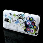 Gélové puzdro na Samsung Galaxy Note 3- květiny - 3/6