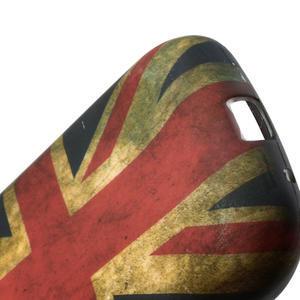Gélové puzdro pre Samsung Galaxy Young S6310- UK vlajka - 3