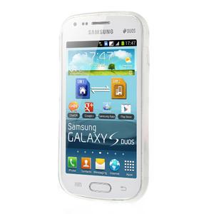 Gélové puzdro na Samsung Trend plus, S duos - multi sovy - 3