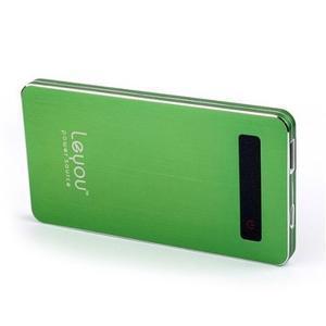 Slim GX externí nabíjačka PoweBank 5 000 mAh - zelená - 3
