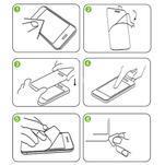 Tvrdené sklo na Samsung Galaxy S6 Edge - 3/3