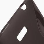 Gélové S-line puzdro pre HTC Desire 600- čierné - 3/6