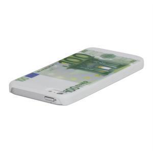 Plastové puzdro pre iPhone 5, 5s- 100 Eurovka - 3
