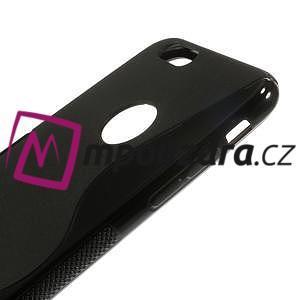 Gélové S-line puzdro na iPhone 6, 4.7 - čierné - 3