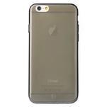 Ultra slim 0.7 mm gélové puzdro na iPhone 6, 4.7  - šedé - 3/7