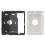 Hybridní kamínkové puzdro pre iPad mini- biele - 3/5