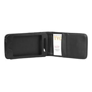 Flipové puzdro na iPod Touch 4 - čierné - 3