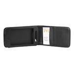 Flipové puzdro na iPod Touch 4 - čierné - 3/3