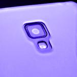 Gélové S-line puzdro pre LG Optimus L7 II P710- fialové - 3/4