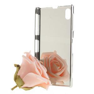 Drahokamovej puzdro pre Sony Xperia Z1 C6903 L39- svetleružové - 3