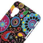 Plastové puzdro pre LG Optimus L5 Dual E455- farebné vzory - 3/3