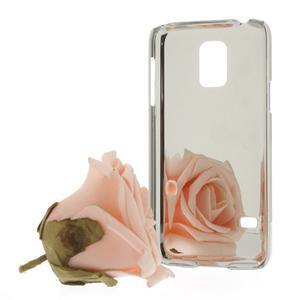 Drahokamové puzdro pre Samsung Galaxy S5 mini G-800- zelené - 3