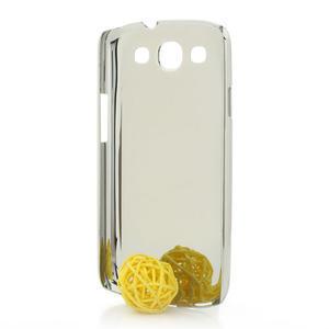 Drahokamové puzdro pre Samsung Galaxy S3 i9300 - fialové - 3