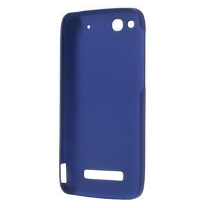 Hard Case puzdro na Alcatel One Idol Alpha 6032 A - modré - 3