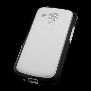 Plastogélové puzdro na Samsung Galaxy Trend, Duos- čierné - 3