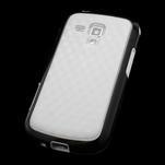 Plastogélové puzdro na Samsung Galaxy Trend, Duos- čierné - 3/4