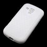 Plastogélové puzdro pre Samsung Galaxy Trend, Duos- biele - 3/5