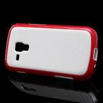Plastogélové puzdro na Samsung Galaxy Trend, Duos- červené - 3/5