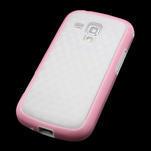Plastogélové puzdro pre Samsung Galaxy Trend, Duos- ružové - 3/5