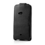 Flipové puzdro pre Nokia Lumia 625- čierné - 3/7