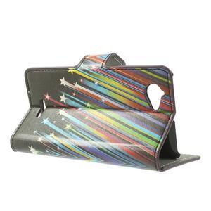 Peňaženkové puzdro na Sony Xperia L C2105 - meteor - 3