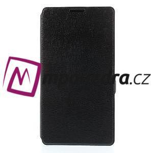 Peňaženkové  puzdro na Xiaomi Hongmi Red Rice- čierné - 3
