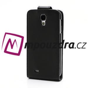 Flipové pouzdro pro Samsung Galaxy S4 i9500- černé - 3