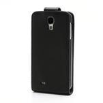 Flipové pouzdro pro Samsung Galaxy S4 i9500- černé - 3/5