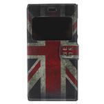 Flipové puzdro na Xiaomi Mi3- UK vlajka - 3/7