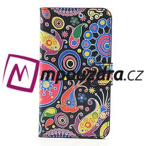 Peňaženkové puzdro na Samsung Galaxy Note 3- vzory - 3