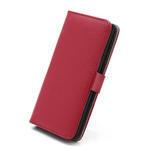 Peňaženkové puzdro pre LG Optimus L7 P700 - červené - 3/7