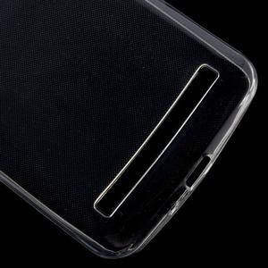 Superslim gélový obal na Huawei Y3 II - transparentní - 3