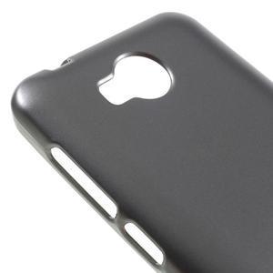 Luxusní gélový obal na mobil Huawei Y3 II - šedá - 3