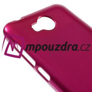 Luxusní gelový obal na mobil Huawei Y3 II - rose - 3